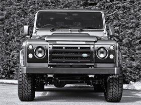Ver foto 1 de Project Kahn Land Rover Chelsea Wide Track Military Grey Defender 2013