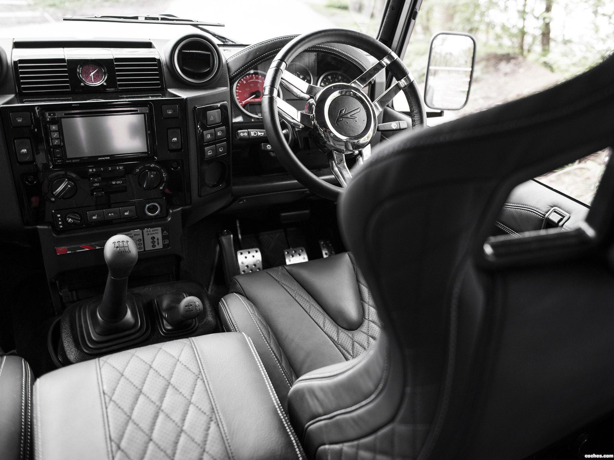 Foto 6 de Project Kahn Land Rover Defender SW 90 2014