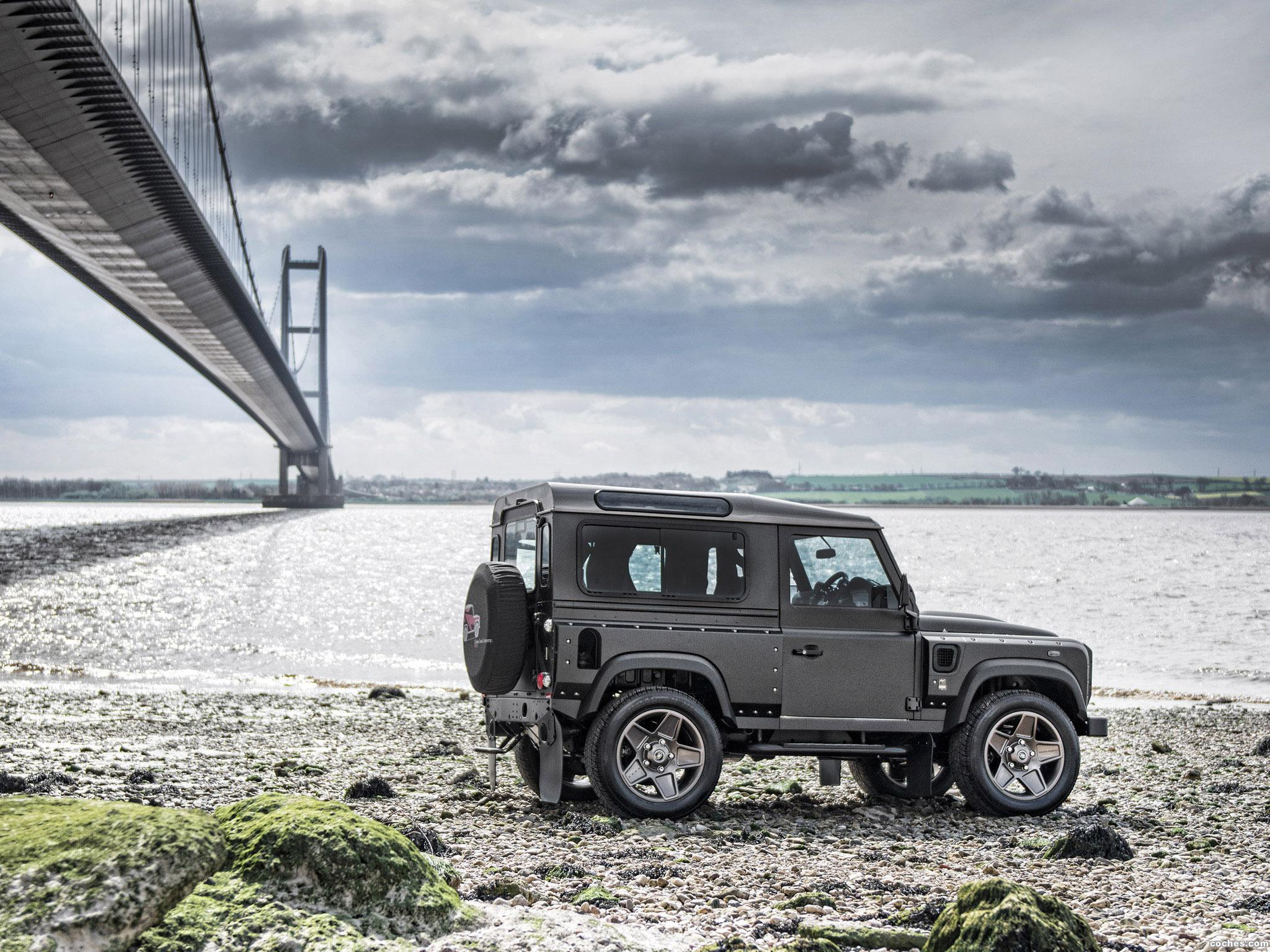 Foto 2 de Project Kahn Land Rover Defender SW 90 2014