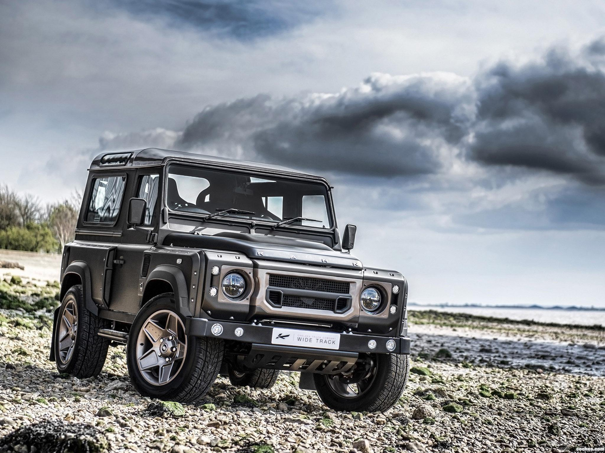 Foto 0 de Project Kahn Land Rover Defender SW 90 2014