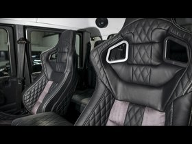 Ver foto 5 de Project Kahn Land Rover Defender XS 110 Pick Up 2015