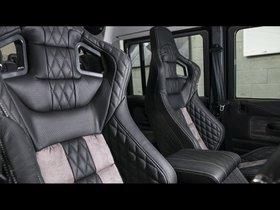 Ver foto 4 de Project Kahn Land Rover Defender XS 110 Pick Up 2015