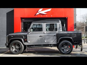 Ver foto 3 de Project Kahn Land Rover Defender XS 110 Pick Up 2015