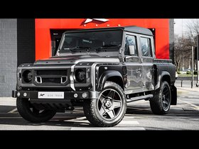 Ver foto 1 de Project Kahn Land Rover Defender XS 110 Pick Up 2015