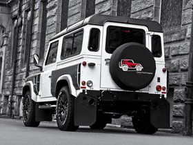 Ver foto 2 de Project Kahn Land Rover White And Pearl Grey XX 90 Defender 2013