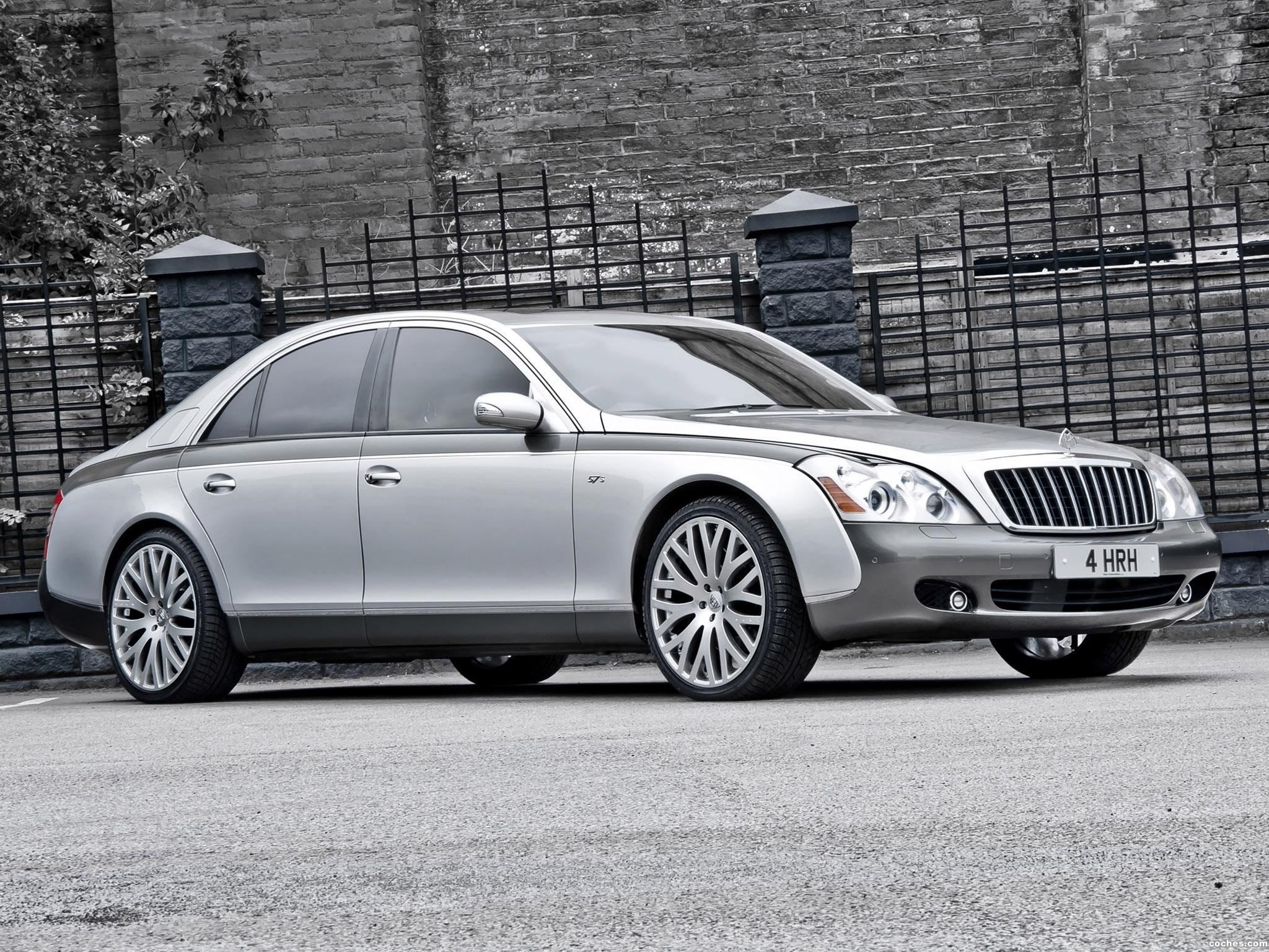 Foto 0 de Project Kahn Maybach 57 6.0 S 2013