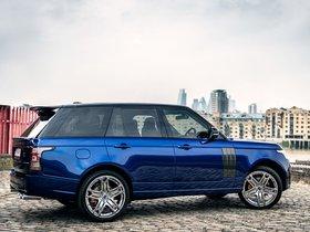 Ver foto 5 de Project Kahn Land Rover Range Rover 600 LE Bali Blue Luxury E 2014