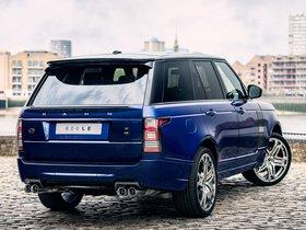 Ver foto 4 de Project Kahn Land Rover Range Rover 600 LE Bali Blue Luxury E 2014