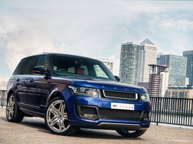 Ver foto 3 de Project Kahn Land Rover Range Rover 600 LE Bali Blue Luxury E 2014