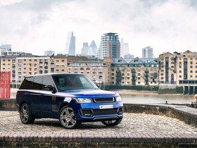 Ver foto 2 de Project Kahn Land Rover Range Rover 600 LE Bali Blue Luxury E 2014