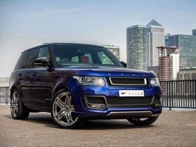 Ver foto 1 de Project Kahn Land Rover Range Rover 600 LE Bali Blue Luxury E 2014