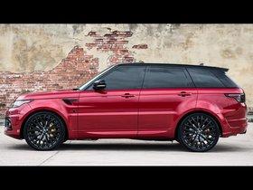 Ver foto 3 de Project Kahn Land Rover Range Rover Sport 400LE 2015