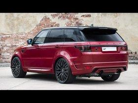 Ver foto 2 de Project Kahn Land Rover Range Rover Sport 400LE 2015