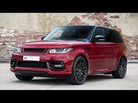 Fotos de Project Kahn Land Rover Range Rover Sport 400LE 2015