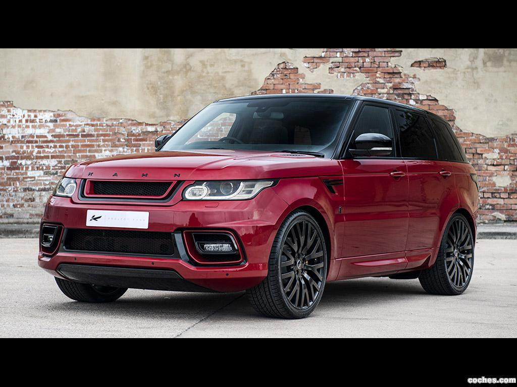 Foto 0 de Project Kahn Land Rover Range Rover Sport 400LE 2015