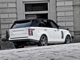 Ver foto 5 de Project Kahn Land Rover Range Rover Vogue Signature Edition 2013