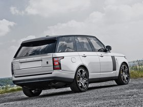 Ver foto 4 de Project Kahn Land Rover Range Rover Vogue Signature Edition 2013
