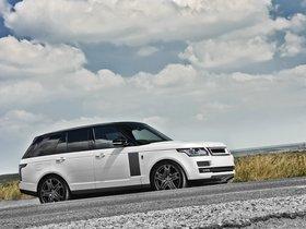 Ver foto 3 de Project Kahn Land Rover Range Rover Vogue Signature Edition 2013