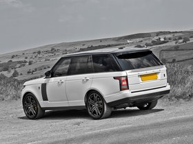 Ver foto 2 de Project Kahn Land Rover Range Rover Vogue Signature Edition 2013