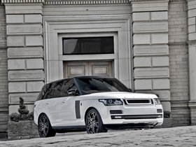 Ver foto 1 de Project Kahn Land Rover Range Rover Vogue Signature Edition 2013