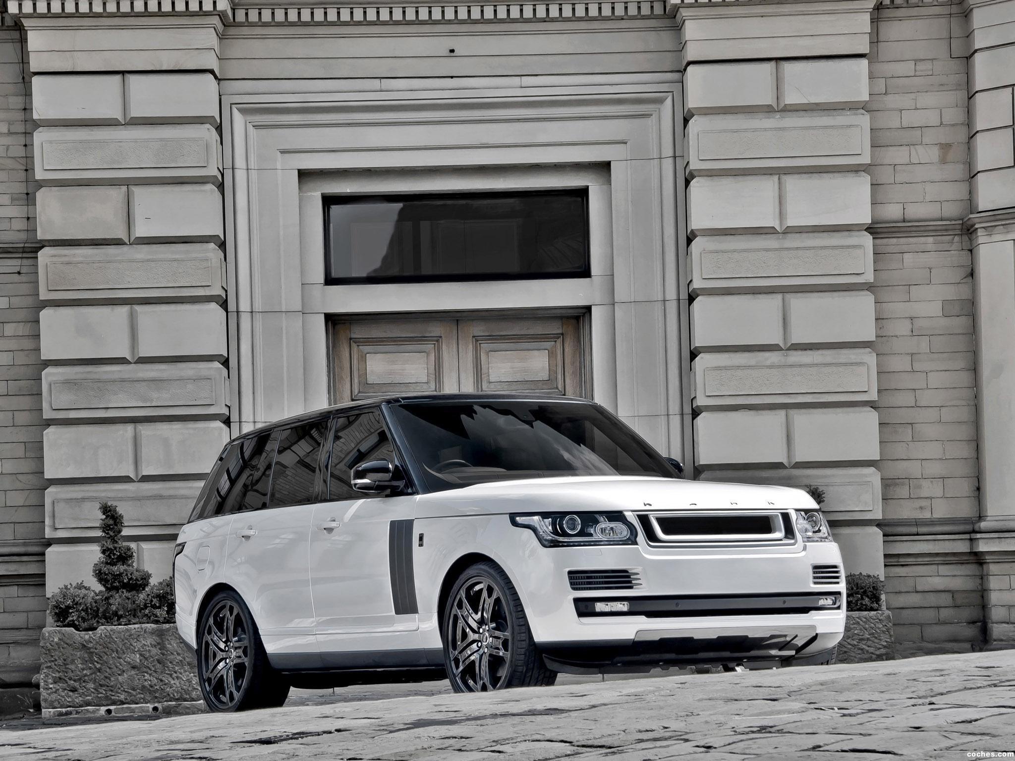 Foto 0 de Project Kahn Land Rover Range Rover Vogue Signature Edition 2013