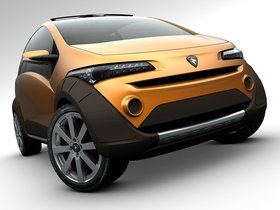 Ver foto 1 de Proton EMAS Country Concept by Italdesign 2010