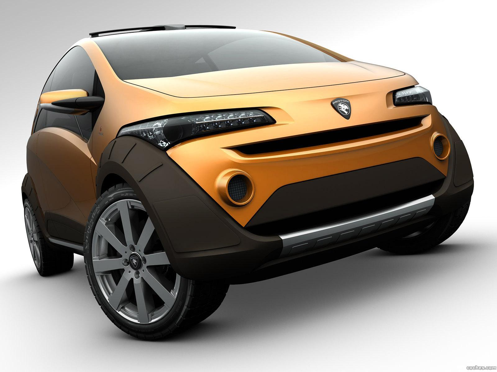 Foto 0 de Proton EMAS Country Concept by Italdesign 2010