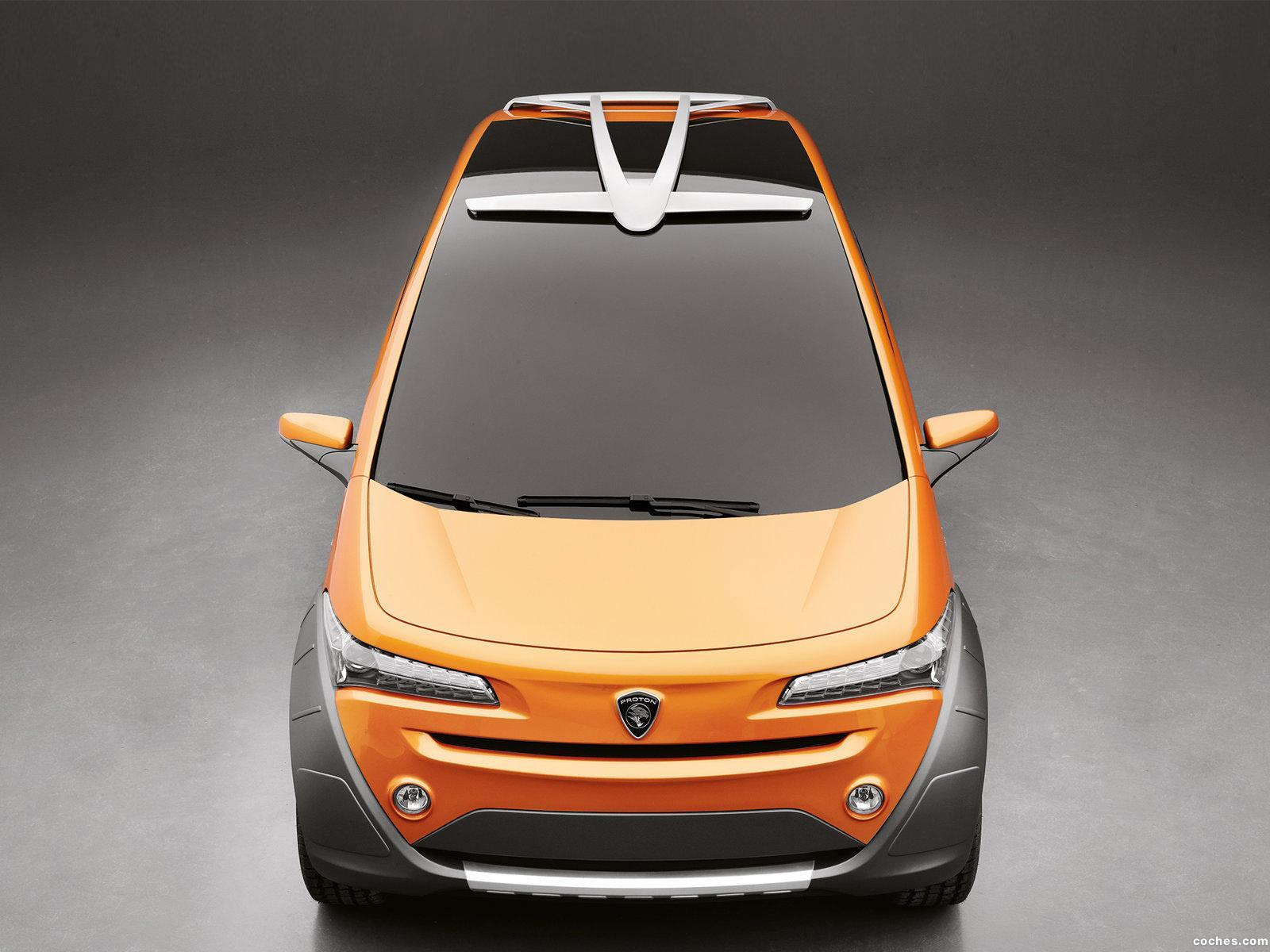 Foto 4 de Proton EMAS Country Concept by Italdesign 2010