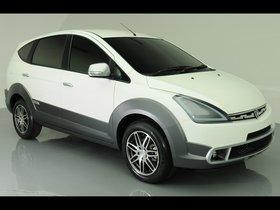 Ver foto 4 de Proton Lekiu SUV Concept 2010