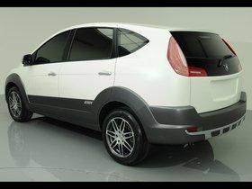 Ver foto 3 de Proton Lekiu SUV Concept 2010