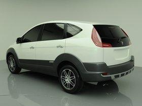 Ver foto 2 de Proton Lekiu SUV Concept 2010