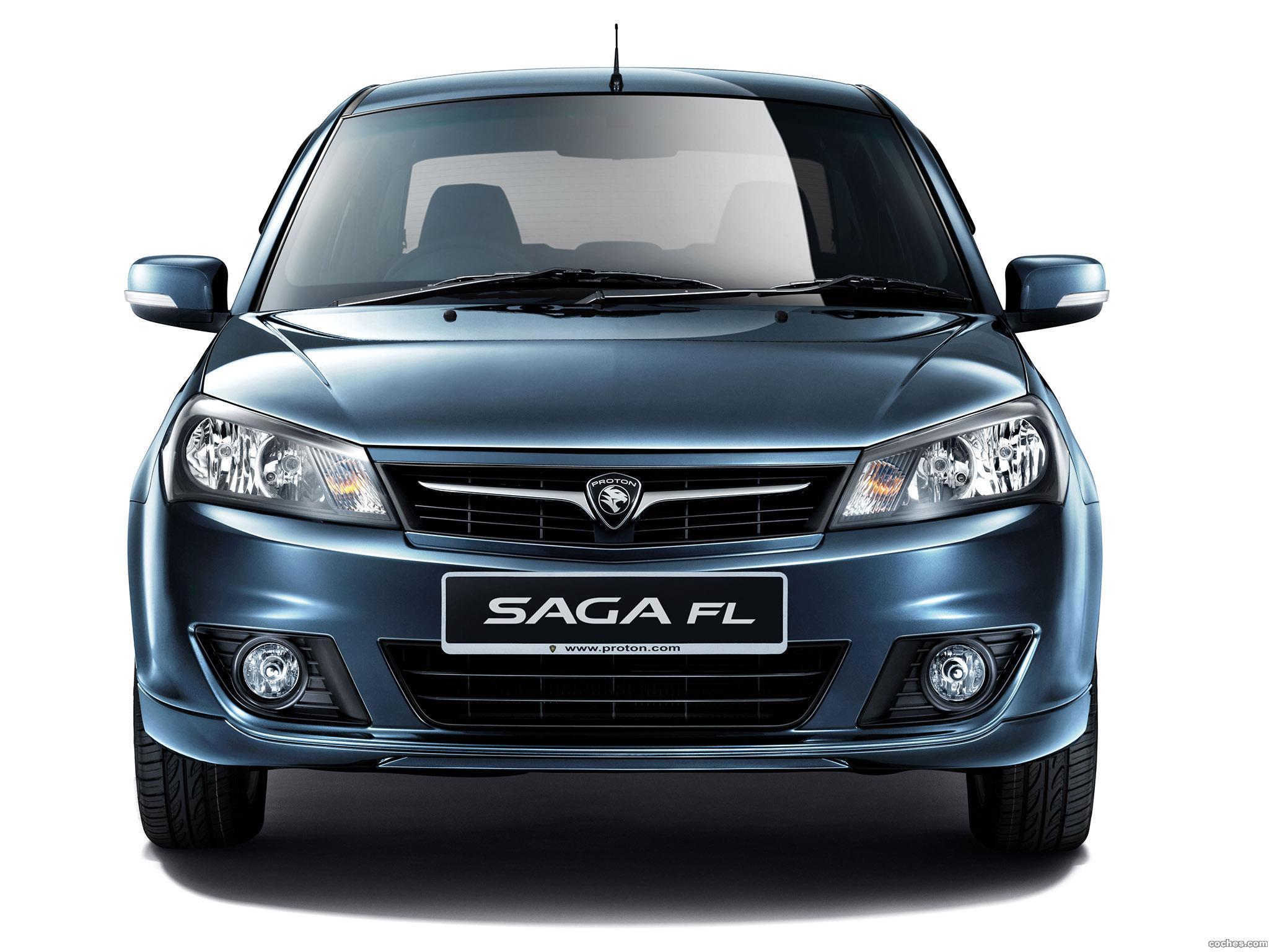 Foto 4 de Proton Saga 2011
