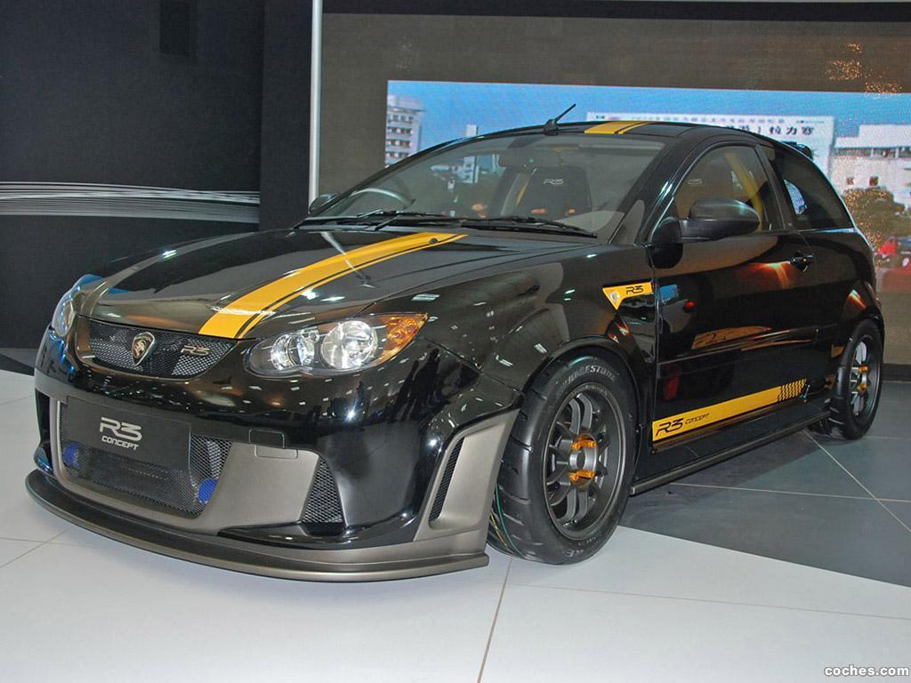 Foto 0 de Proton Satria Neo R3 Concept 2010