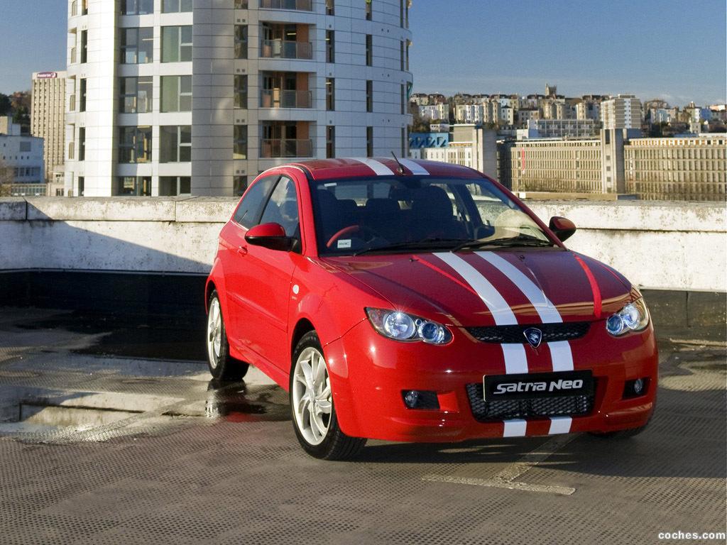 Foto 0 de Proton Satria Neo Sport 2008