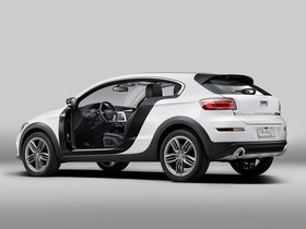 Ver foto 4 de Qoros 3 City SUV Concept 2014