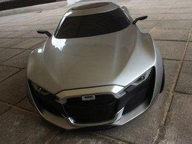 Ver foto 2 de Qoros Flagship Concept 2012