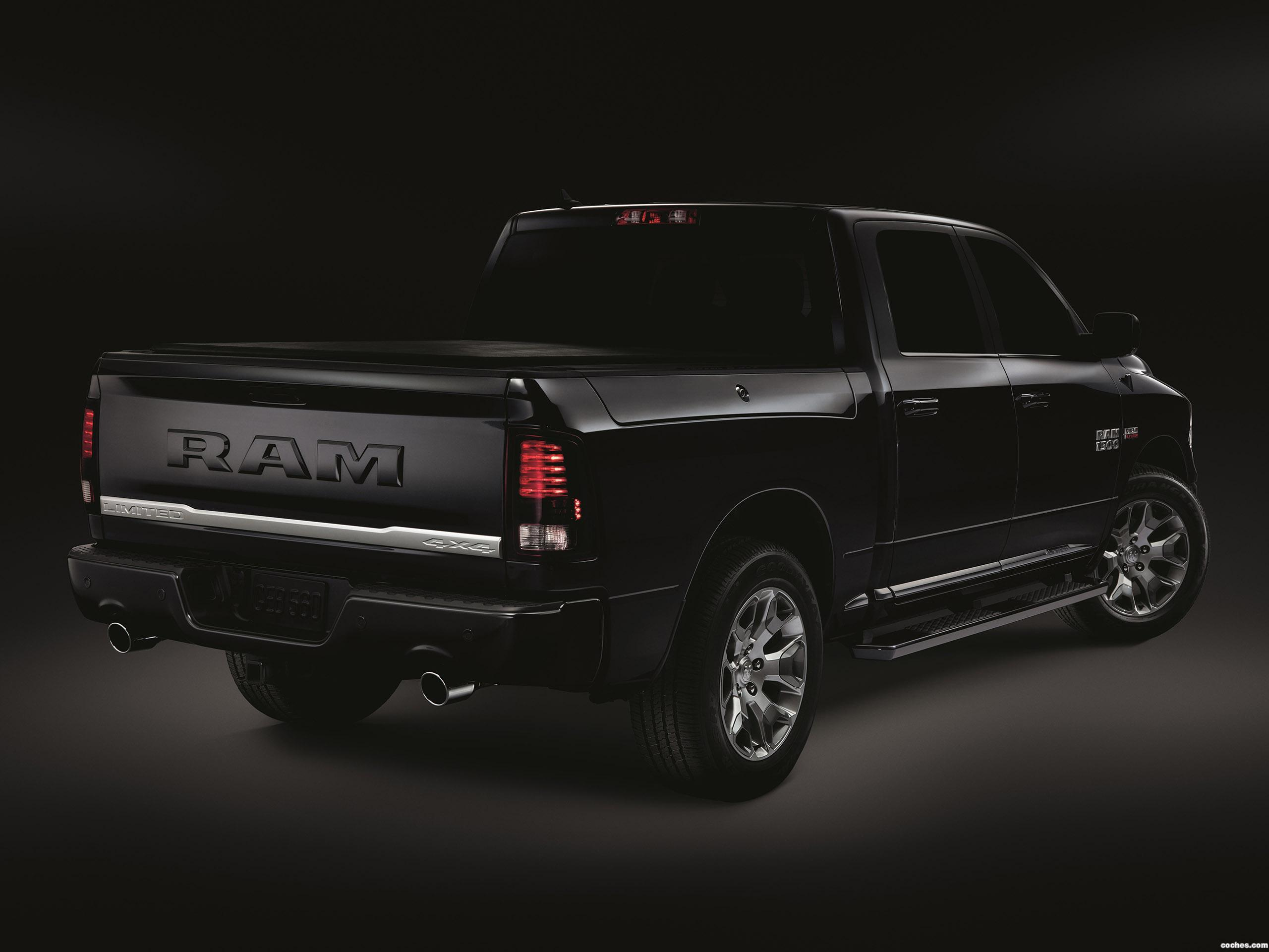 Foto 4 de RAM 1500 Limited Tungsten Edition Crew Cab 2017