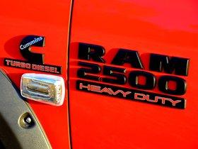Ver foto 13 de RAM 2500 Laramie Crew Cab Redback Australia 2017