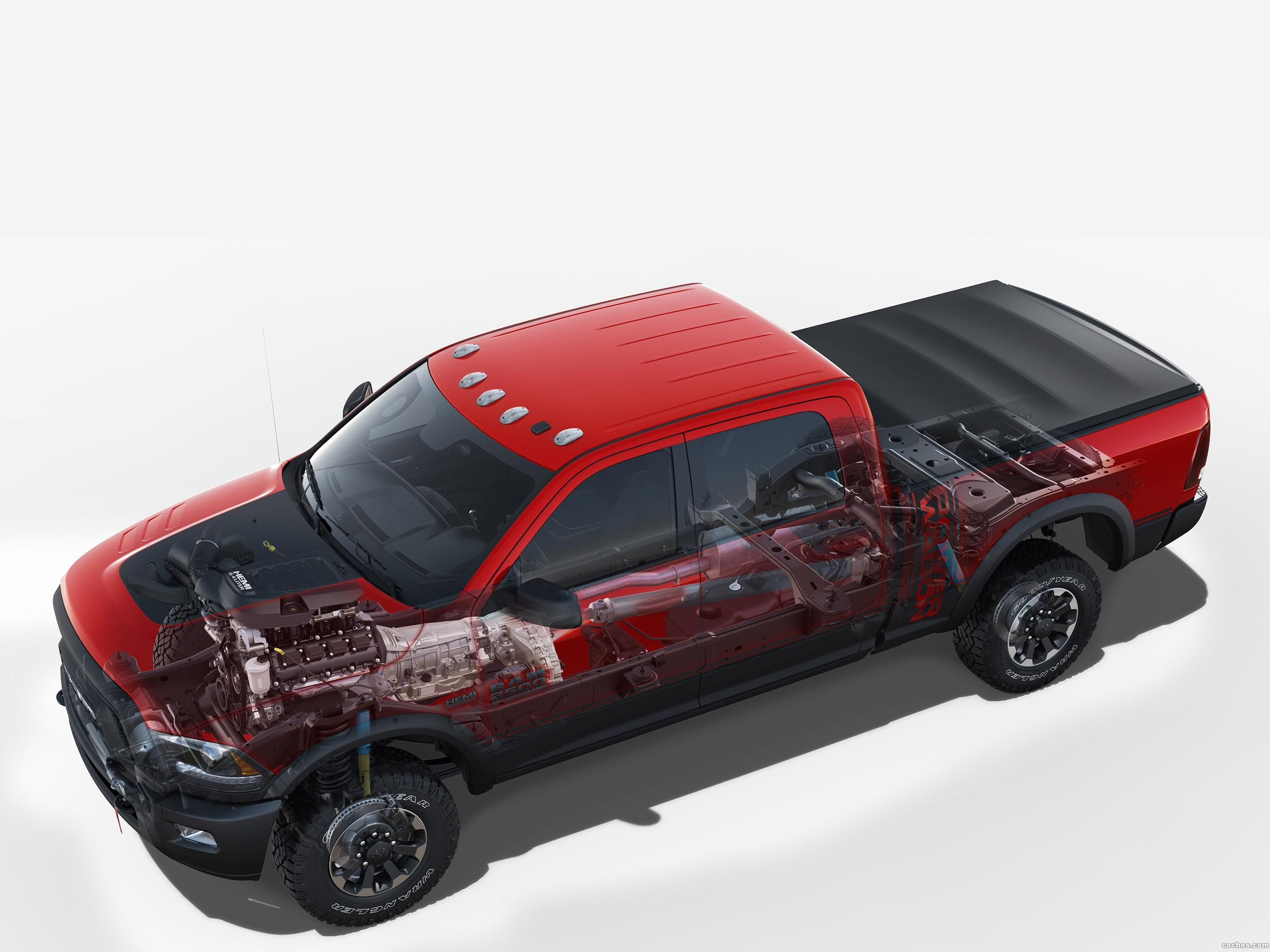 Foto 2 de RAM 2500 Power Wagon Crew Cab 2016