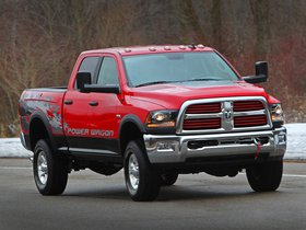 Ver foto 8 de RAM 2500 Power Wagon Heavy Duty 2014