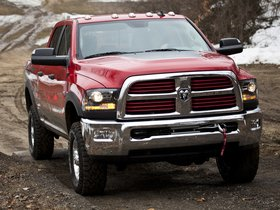 Ver foto 12 de RAM 2500 Power Wagon Heavy Duty 2014