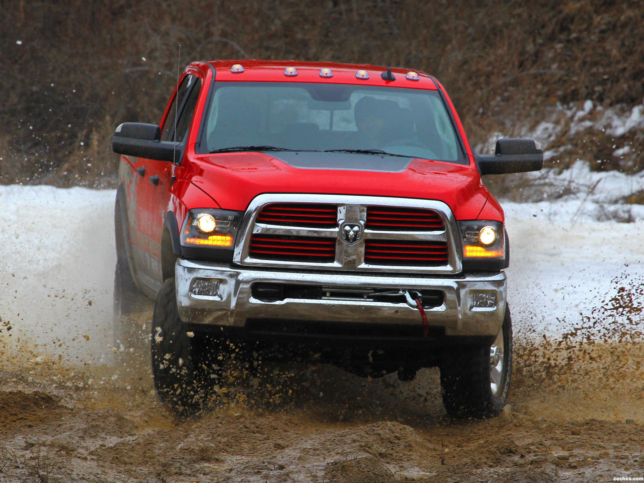 Foto 14 de RAM 2500 Power Wagon Heavy Duty 2014