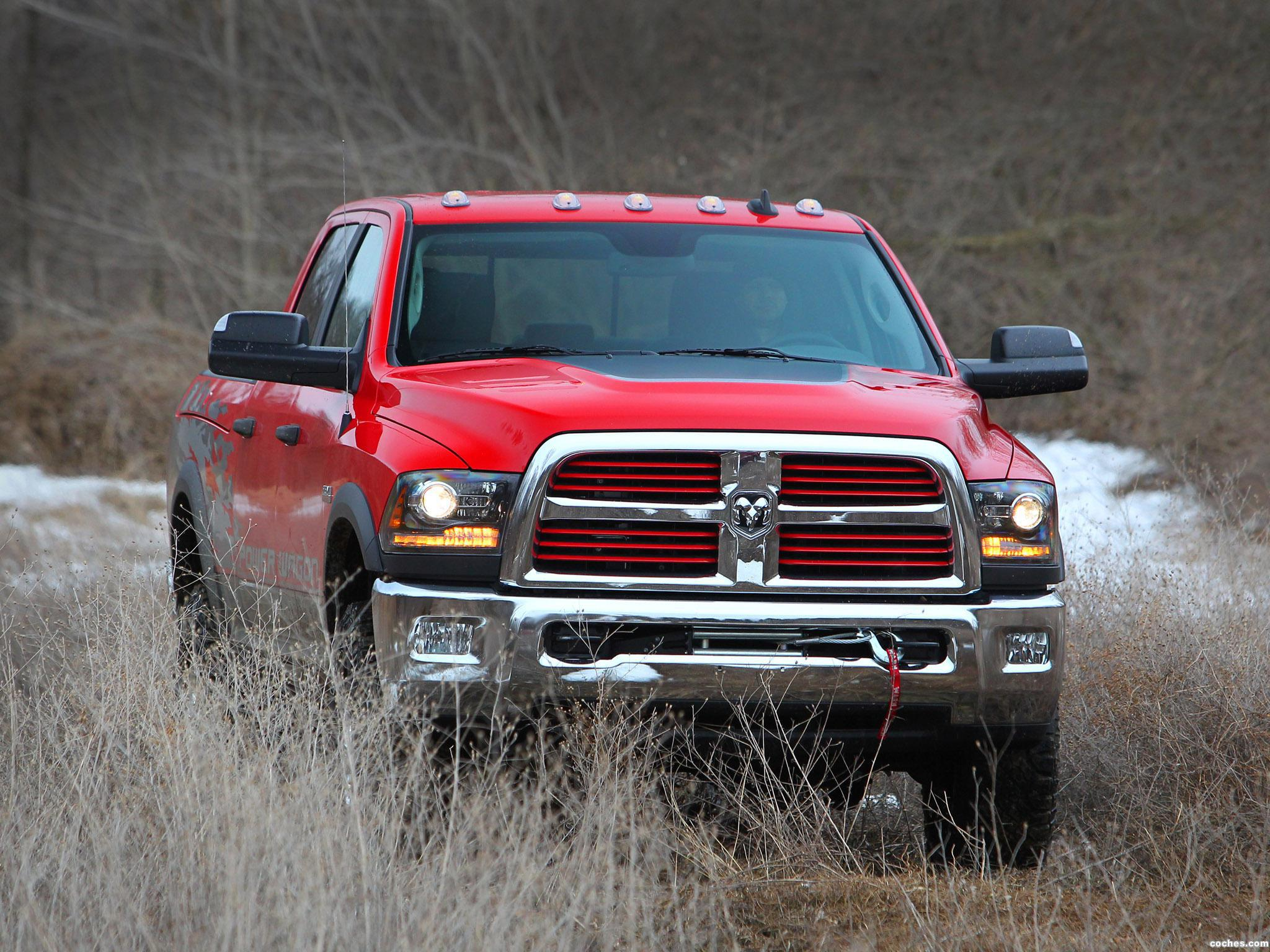 Foto 13 de RAM 2500 Power Wagon Heavy Duty 2014