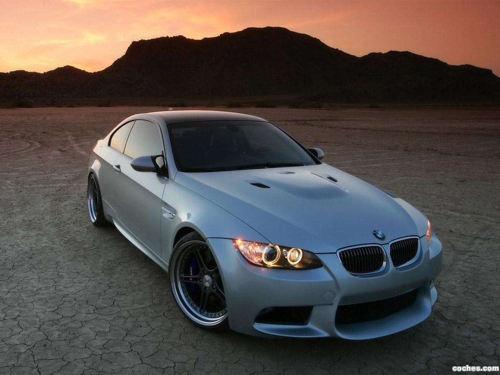 Foto 0 de BMW RDSport Serie 3 M3 Coupe RS46 2009