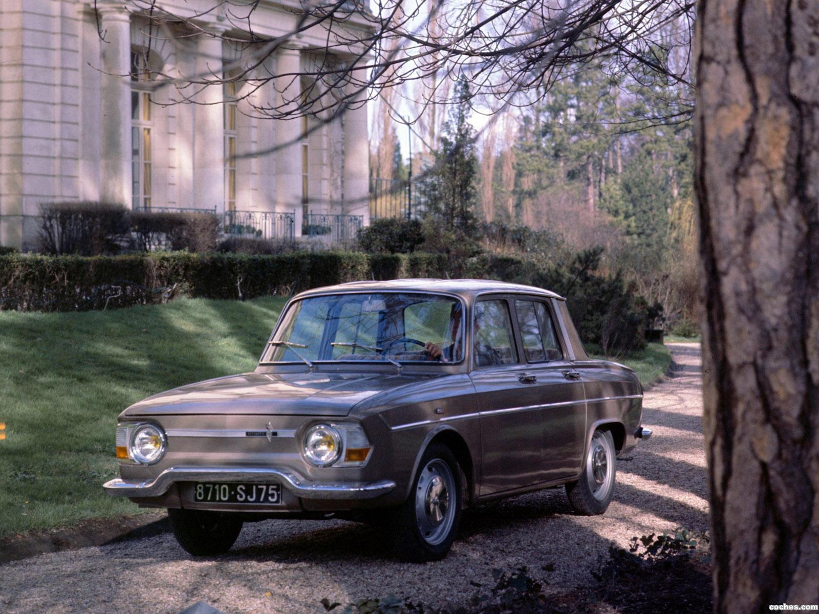 Foto 0 de Renault 10 1962