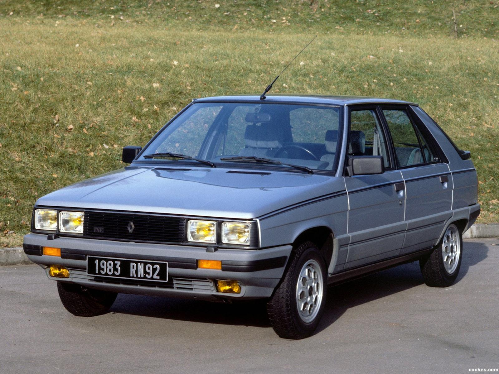 Foto 0 de Renault 11 1981