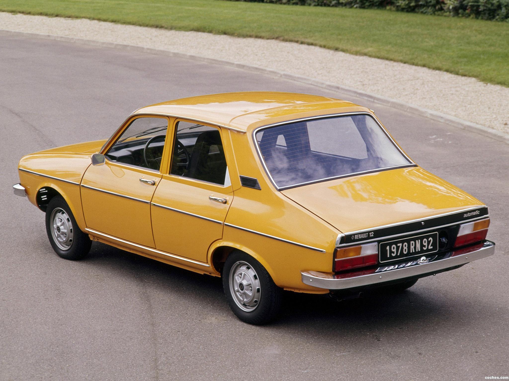 Foto 1 de Renault R12 1969