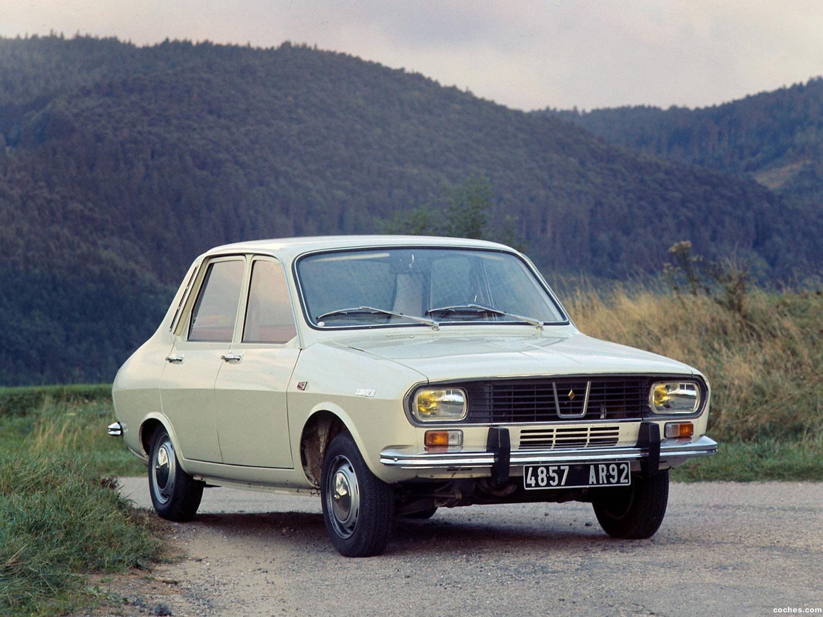 Foto 0 de Renault R12 1969