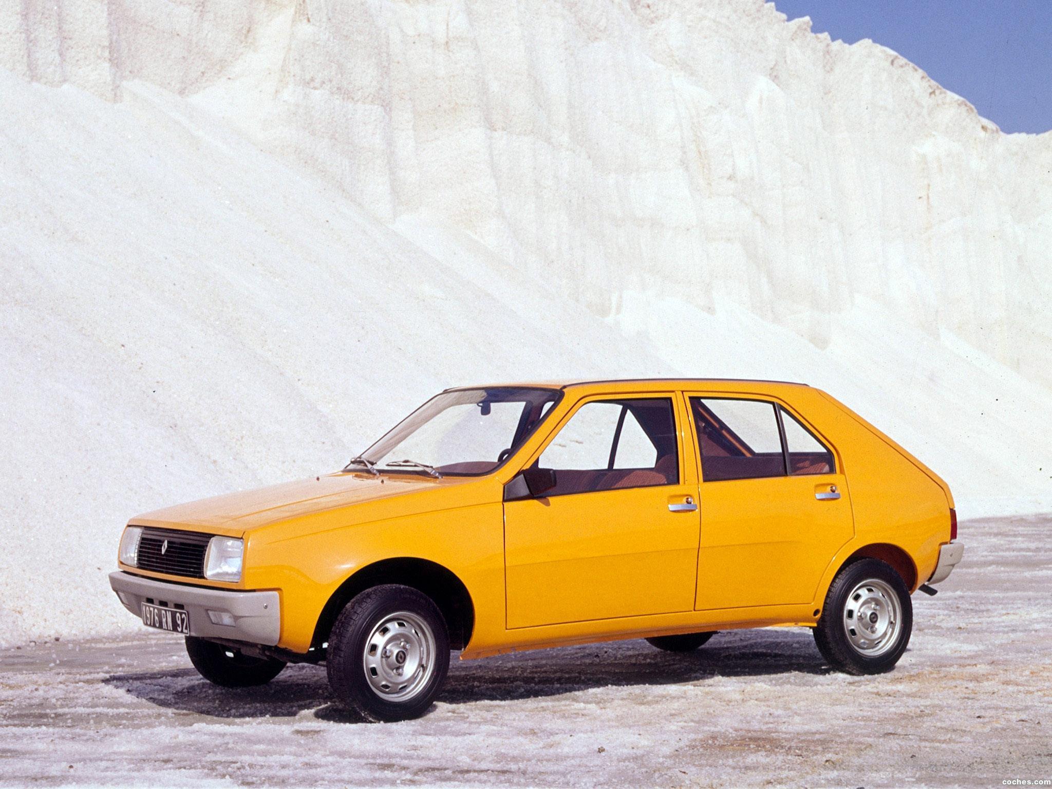 Foto 0 de Renault R14 L 1976