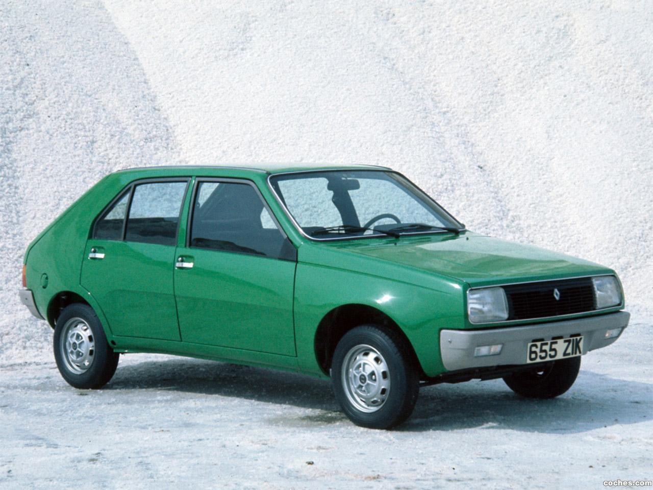 Foto 0 de Renault R14 TL 1976